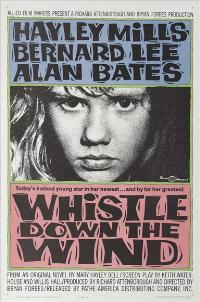 Whistle down the Wind - 27 x 40 Movie Poster - Style C