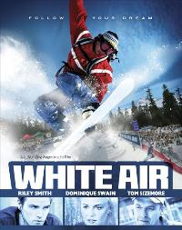White Air - 11 x 17 Movie Poster - Style A