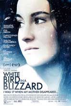 """White Bird in a Blizzard"" Movie Poster"