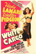 White Cargo - 11 x 17 Movie Poster - Style A