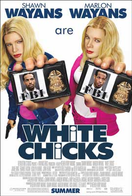 White Chicks - 43 x 62 Movie Poster - Bus Shelter Style A