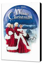 White Christmas - 27 x 40 Movie Poster - Style C - Museum Wrapped Canvas