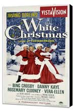 White Christmas - 20 x 40 Movie Poster - Style A - Museum Wrapped Canvas