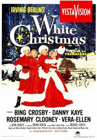 White Christmas - 43 x 62 Movie Poster - Bus Shelter Style A