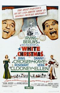 White Christmas - 43 x 62 Movie Poster - Bus Shelter Style B