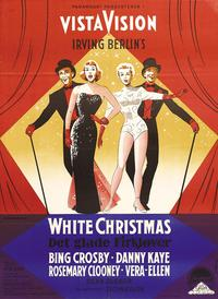 White Christmas - 11 x 17 Movie Poster - German Style A