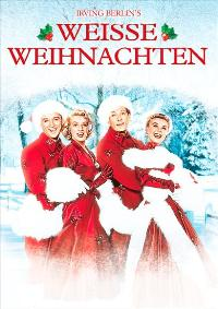 White Christmas - 11 x 17 Movie Poster - German Style B