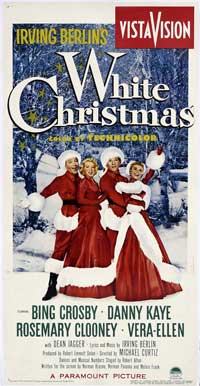 White Christmas - 20 x 40 Movie Poster - Style A