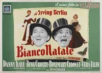 White Christmas - 27 x 40 Movie Poster - Italian Style A