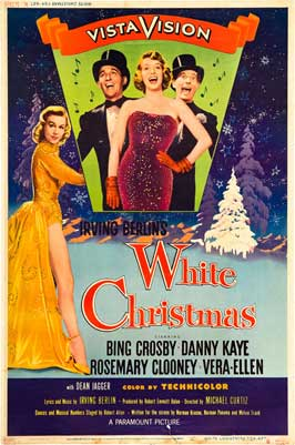 White Christmas - 27 x 40 Movie Poster - Style D