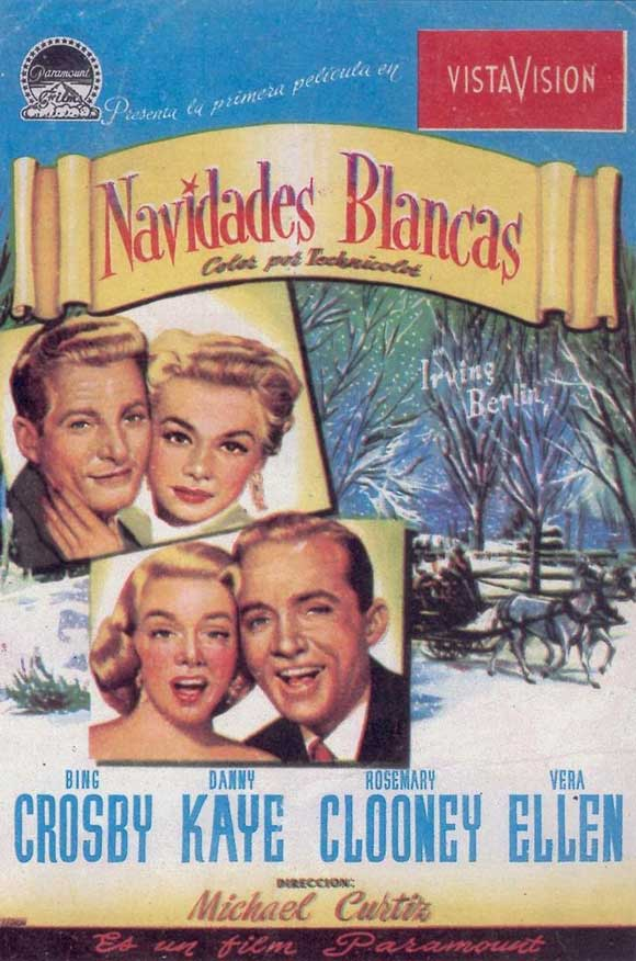 White Christmas Movie Background White Christmas Movie Poster