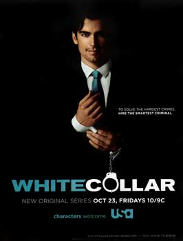White Collar (TV) - 11 x 17 TV Poster - Style A