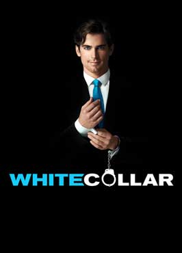 White Collar (TV) - 11 x 17 TV Poster - Style B