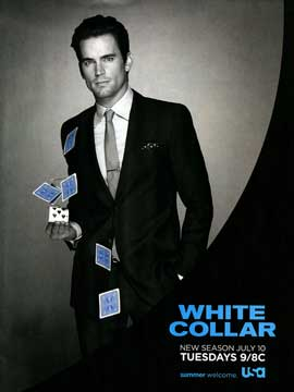 White Collar (TV) - 11 x 17 TV Poster - Style D