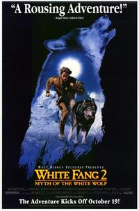 White Fang 2: Myth of the White Wolf - 27 x 40 Movie Poster - Style B