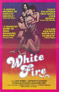 White Fire - 11 x 17 Movie Poster - Style A