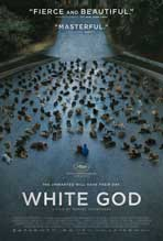 """White God"" Movie Poster"