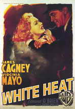 White Heat - 27 x 40 Movie Poster - Style B