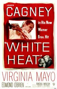 White Heat - 11 x 17 Movie Poster - Style A