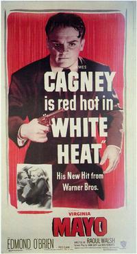 White Heat - 11 x 17 Movie Poster - Style B