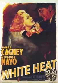 White Heat - 11 x 17 Movie Poster - Style C