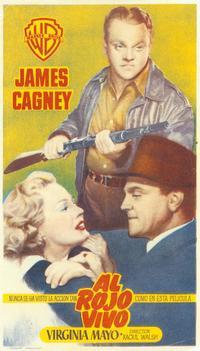 White Heat - 11 x 17 Movie Poster - Spanish Style B