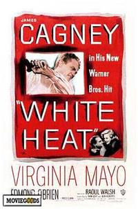 White Heat - 43 x 62 Movie Poster - Bus Shelter Style A