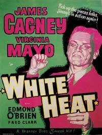 White Heat - 11 x 17 Movie Poster - Style I