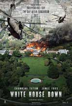 White House Down - 11 x 17 Movie Poster - Style B