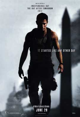 White House Down - 11 x 17 Movie Poster - Style A