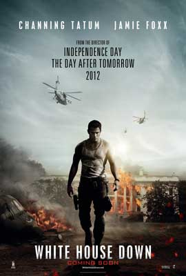 White House Down - 27 x 40 Movie Poster - Style C