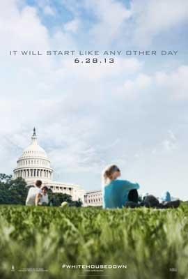 White House Down - 27 x 40 Movie Poster - Style E