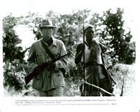 White Hunter, Black Heart - 8 x 10 B&W Photo #2