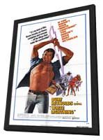 White Lightning - 27 x 40 Movie Poster - Style A - in Deluxe Wood Frame