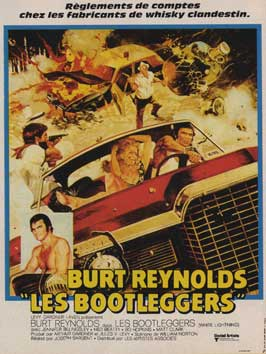 White Lightning - 11 x 17 Movie Poster - French Style A