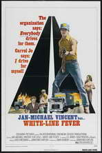 White Line Fever - 27 x 40 Movie Poster - Style C