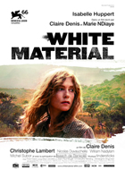 White Material - 11 x 17 Movie Poster - French Style A