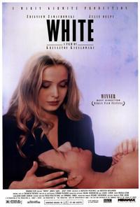 White - 27 x 40 Movie Poster - Style B