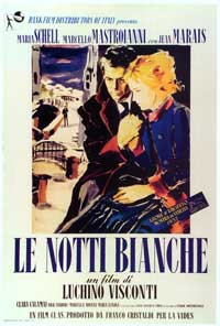 White Nights - 27 x 40 Movie Poster - Italian Style A