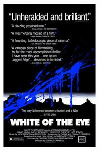 White of the Eye - 11 x 17 Movie Poster - Style B