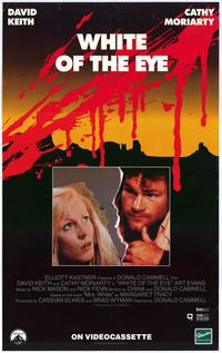 White of the Eye - 27 x 40 Movie Poster - Style A