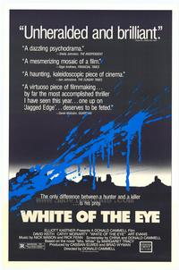 White of the Eye - 27 x 40 Movie Poster - Style B