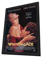 White Palace - 11 x 17 Movie Poster - Style A - in Deluxe Wood Frame