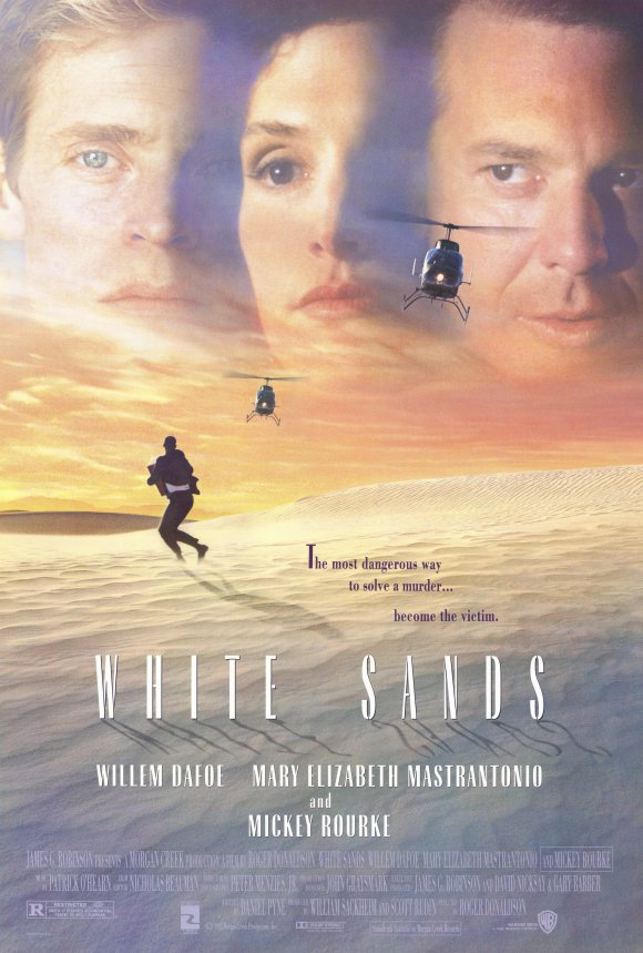 White Sands Movie Posters From Movie Poster Shop