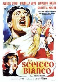 The White Sheik - 11 x 17 Movie Poster - Italian Style A