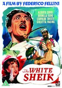 The White Sheik - 11 x 17 Movie Poster - Style A