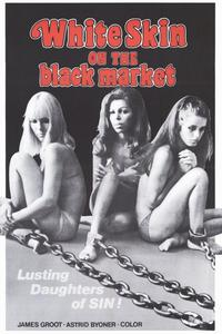 White Skin on the Black Market - 11 x 17 Movie Poster - Style A