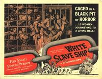 White Slave Ship - 22 x 28 Movie Poster - Half Sheet Style A