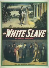 White Slave, The (Broadway) - 14 x 22 Poster - Style A