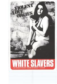 White Slavers - 11 x 17 Movie Poster - Style A